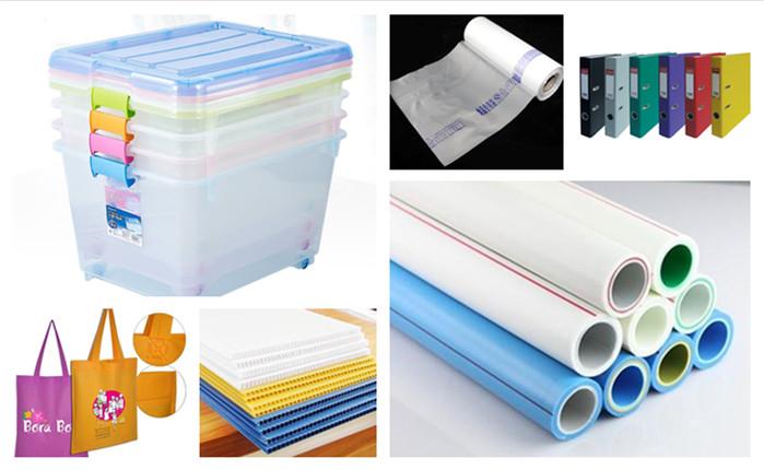 Film Grade Talc Powder Plastic Filler for T-Shirt Bags