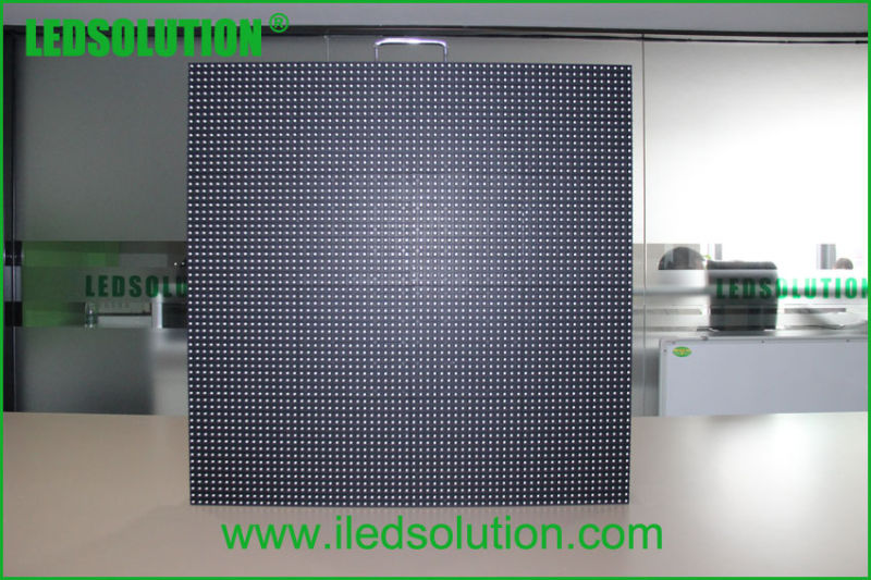 P8 Outdoor Light Weight Events Rental LED Screen