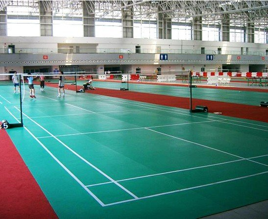 PVC Sports floor from Professional Sports Floor Supplier Enlio Alite