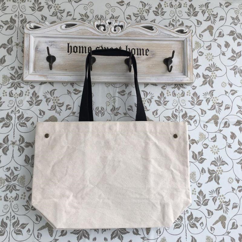 100% Organic Cotton Shopping Bag