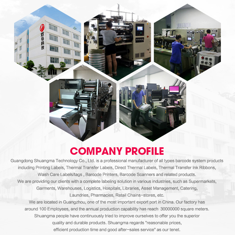 Soonmark label printing factory