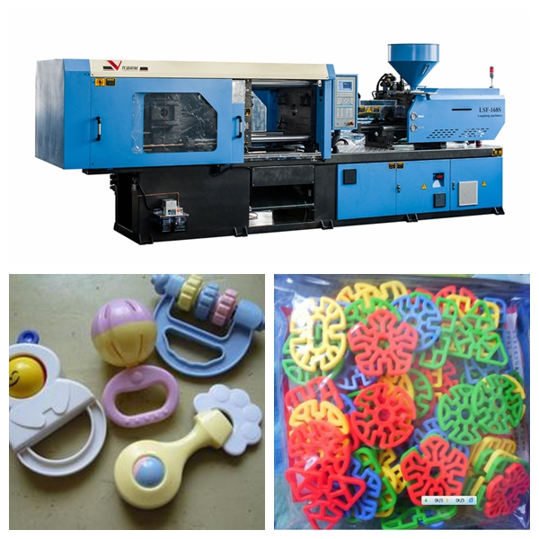 Toy Injection Machine