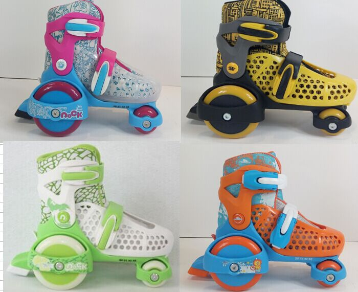 Cheaper Roller Skate with PU Wheel (YV-169-02)