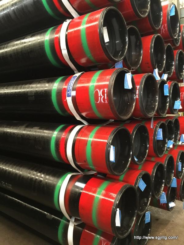 J55/K55/N80/N80q/L80/P110 for API Casing Pipe/Steel Pipe