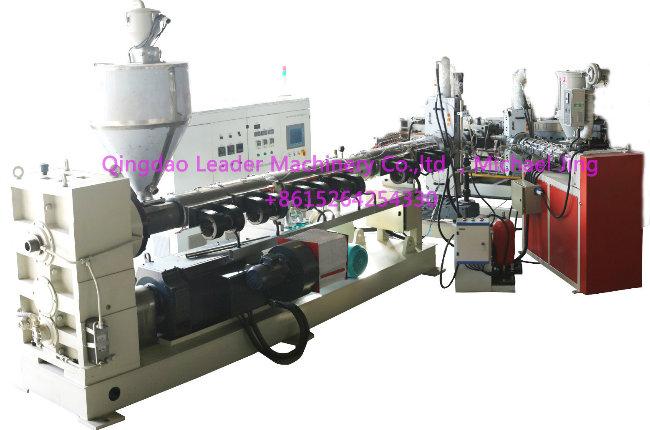 PMMA ABS Co-Extrusion Sanitary Ware Bathtub Sheet Board Making Machine