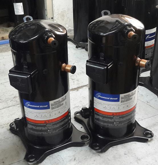 Copeland Zr Series Scroll Compressor