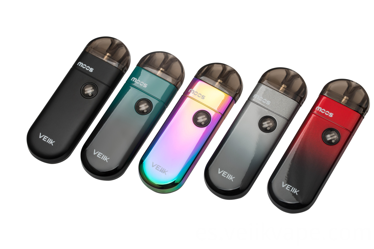 5 Colors Pod Vape Pen