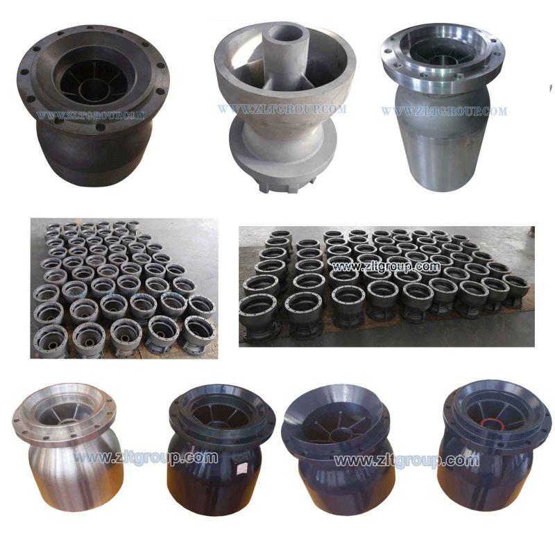 Pump Bowls/Casting Pump Bowls/Diffuser Bowls/Suction Bowl