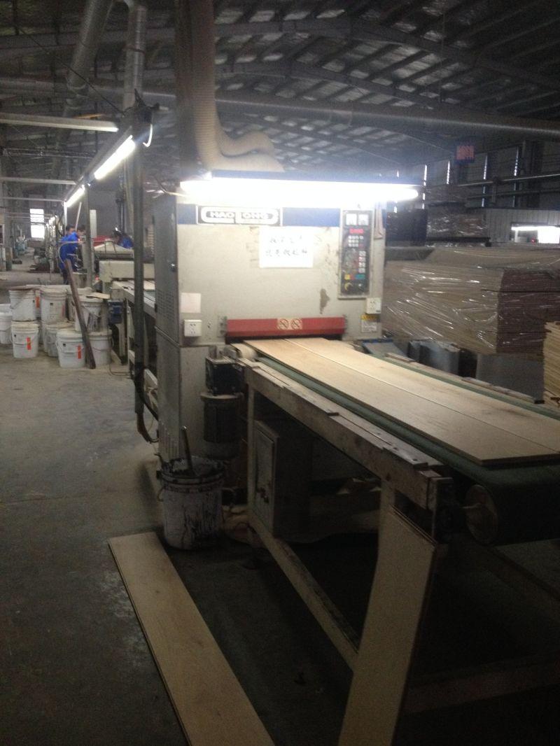 Basking in The Sunshine Long Plank Burma Teak Solid Wood Flooring