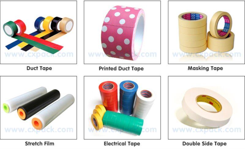 Strong Adhesive Kraft Paper Tape