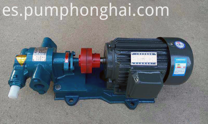 Hydraulic Gear Oil Transfer Pump