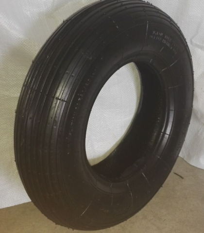Trolley Wheel Pneumatic Tire Wheelbarrow Tire and Tube