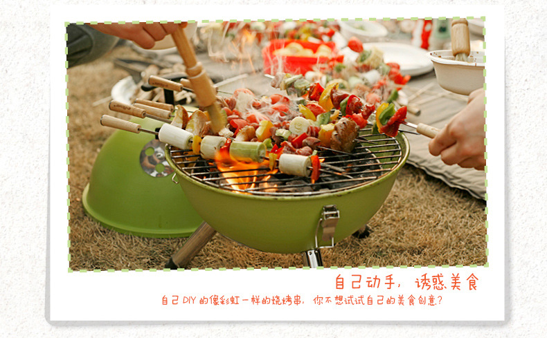 Best Gift BBQ Barbecue Grill for Wholesale