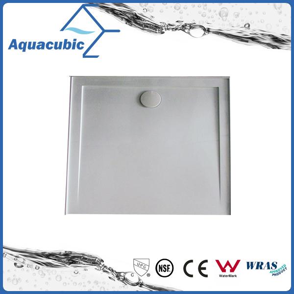 Sanitary Ware Australia SMC Solid Surface Shower Tray/Shower Base (ASMC9090-3)