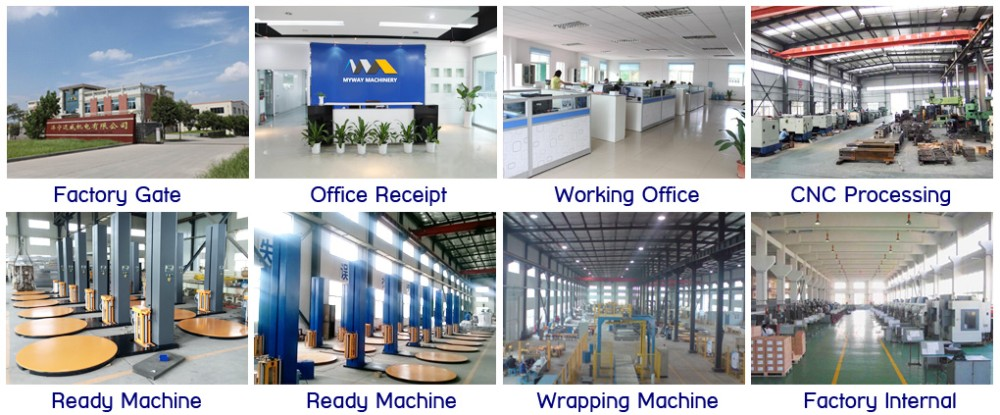 Warehouse Wrapping Machine