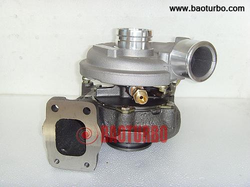 Gt2256V/751758-5001s Turbocharger for Iveco