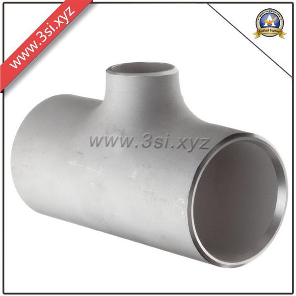 ANSI B 16.9 304/316 Ss Bw Reducing Tee (YZF-L103)
