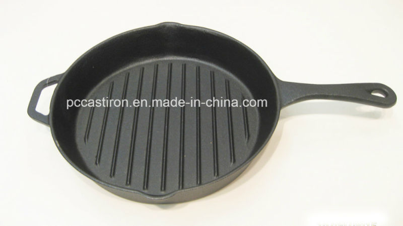 Preseasoned Cast Iron Skillet Manufacturer From China.