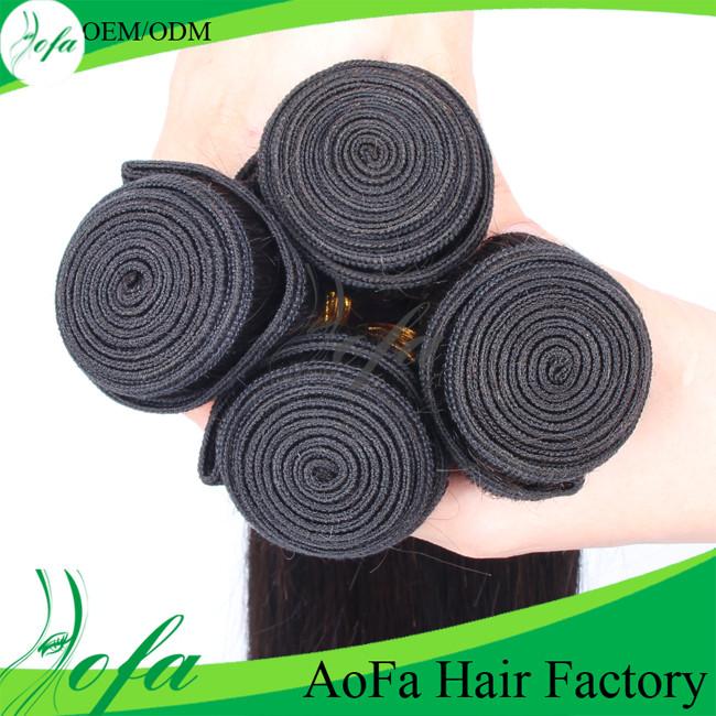 7A Grade Indian Mink Virgin Hair Remy Human Hair Extension