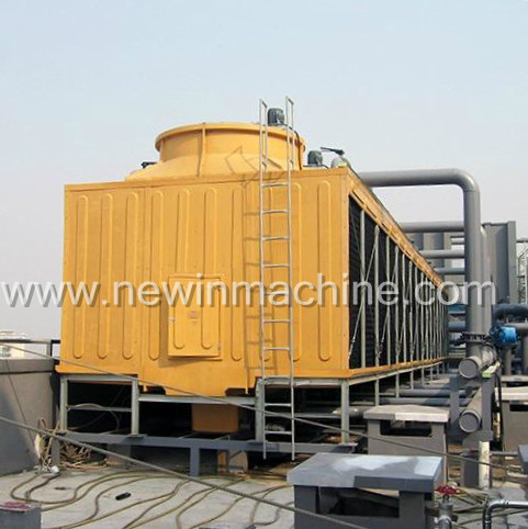 Cross Flow Square Type Cooling Tower (NST-700/M)