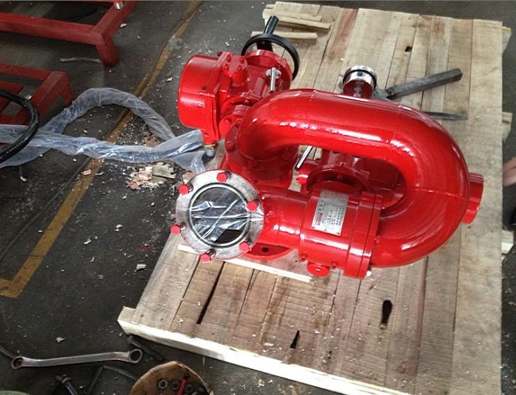 Fire Monitor, Fire Truck Monitor, Fire Truck Monitor (PS30~50B)