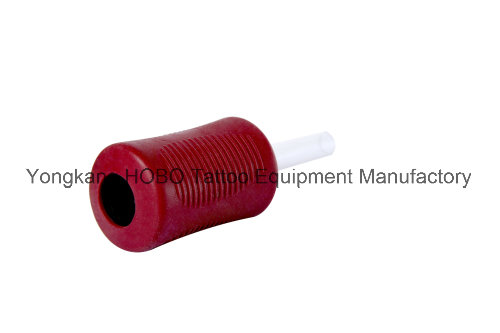 New Design Soft Silicone Rubber Disposable Tattoo Cartridge Grips
