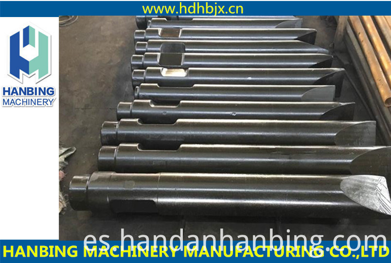 High Performance Hydraulic Breaker Chisel