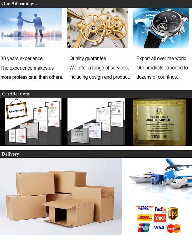 High Quality Luxury Mens Mechanical Watch 72321