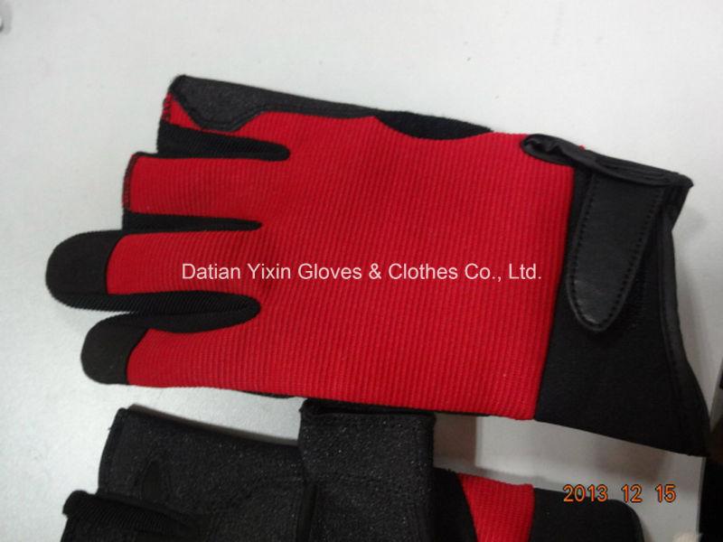 Work Glove-PVC Palm Glove-Gloves-Industrial Glove-Fishing Gloves-Safety Glove-Labor Glove