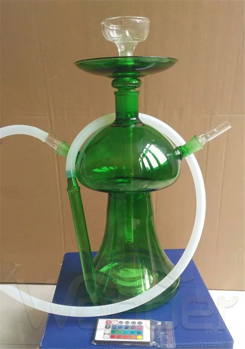 Wholesale Hookah Tobacco Glass Material