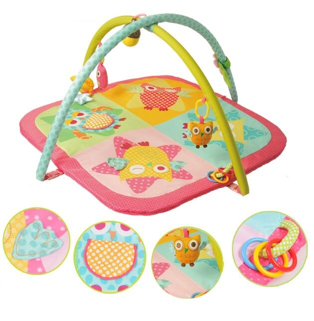 New Design of Stuffed Baby Playmat/ Baby Gym