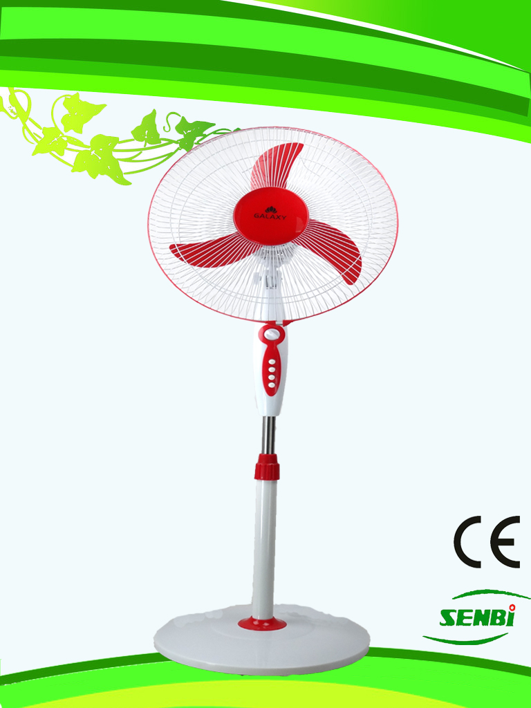16 Inches AC110V Stand Fan Electric Fan (FS-16AC-K)