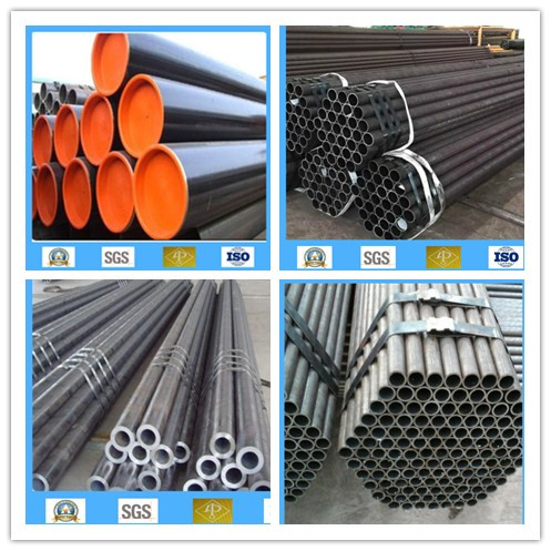 Steel Pipe/Tube Hot Rolled/Non-Secondary