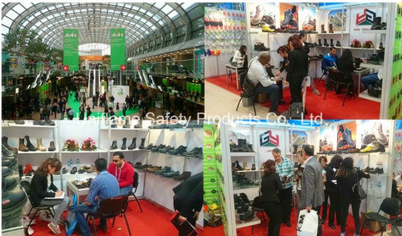 Europe En20345 China Men Work Safety Shoes Ufa006