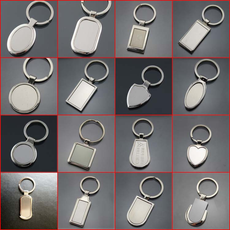 Metal Key Chain with Special Design