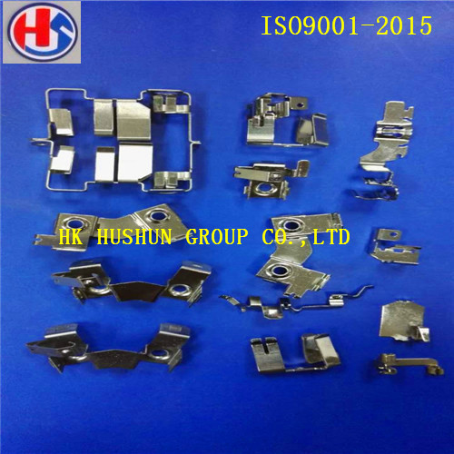 Precision Metal Stamping Part as Per Customer's Drawing (HS-BC-0043)