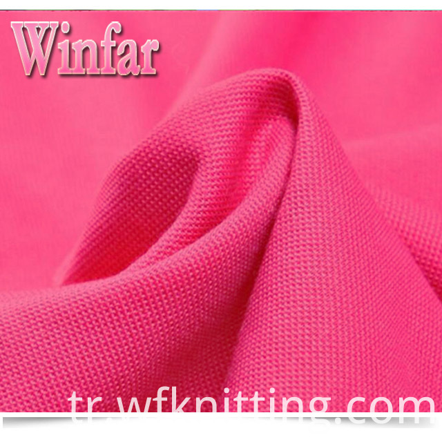 Breathable pique fabric For Sportswear