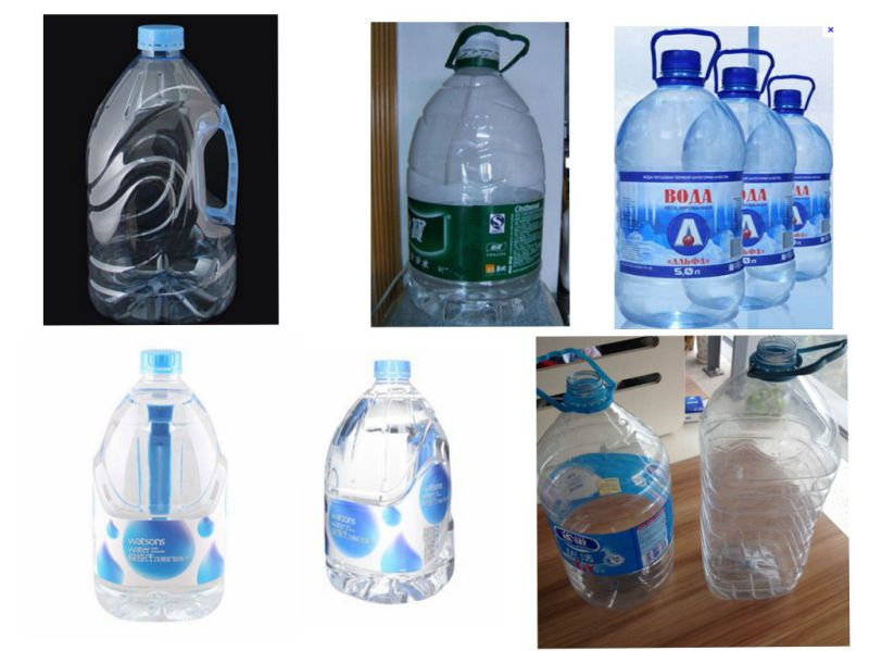 5L and 10L Water Bottle Filling and Capping Equipment
