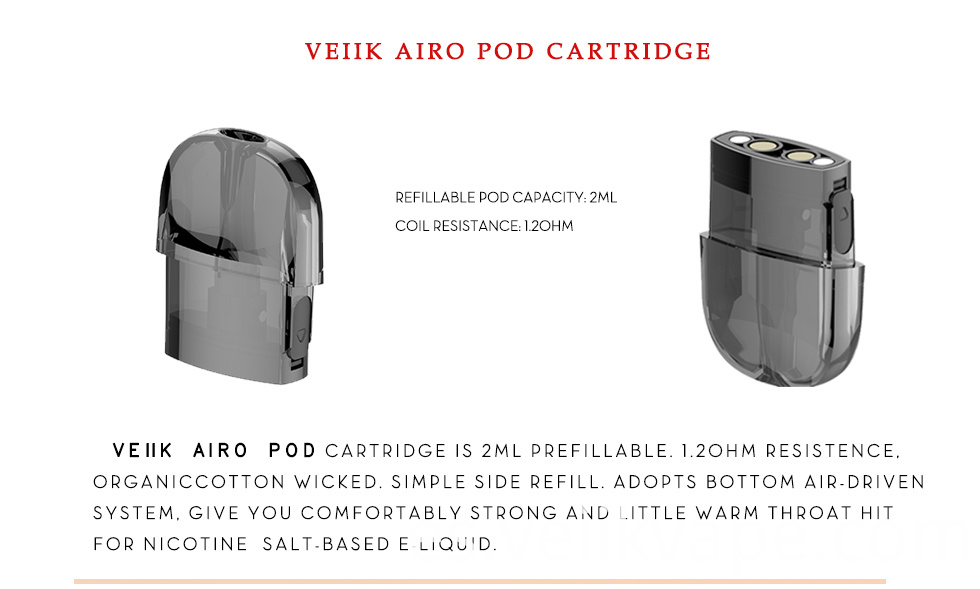 Vape Pod For 5 Colors