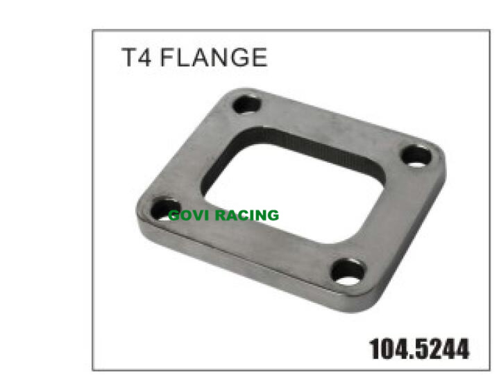 Steel Forged Turbo Flange Pipe Flange 38mm for Exhaust