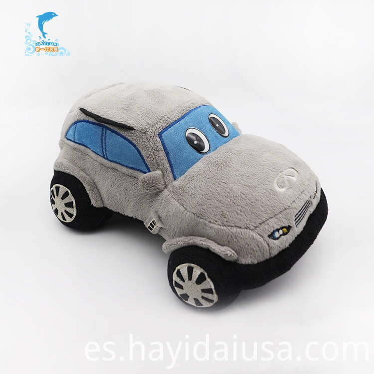 Stuffed car plush toys
