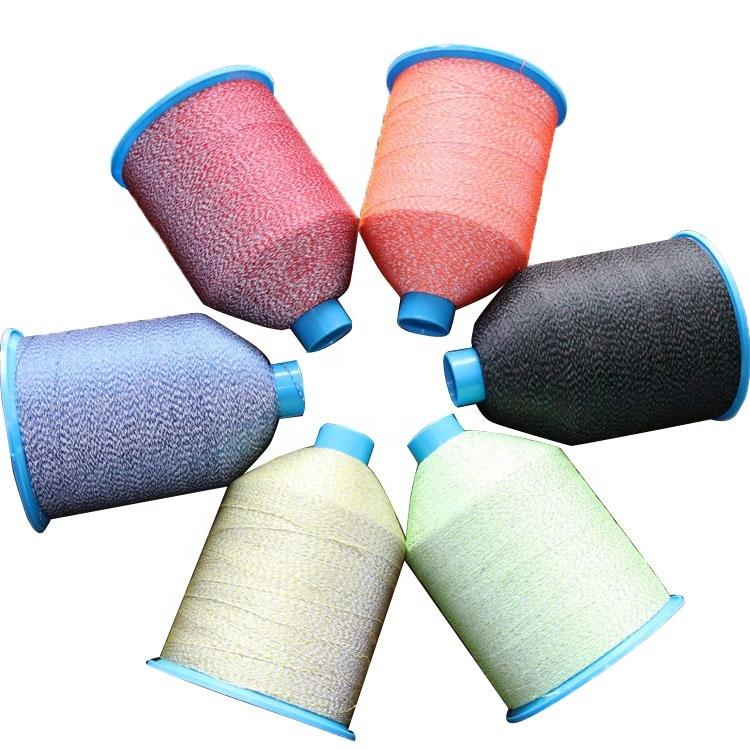 knitting Reflective Yarn