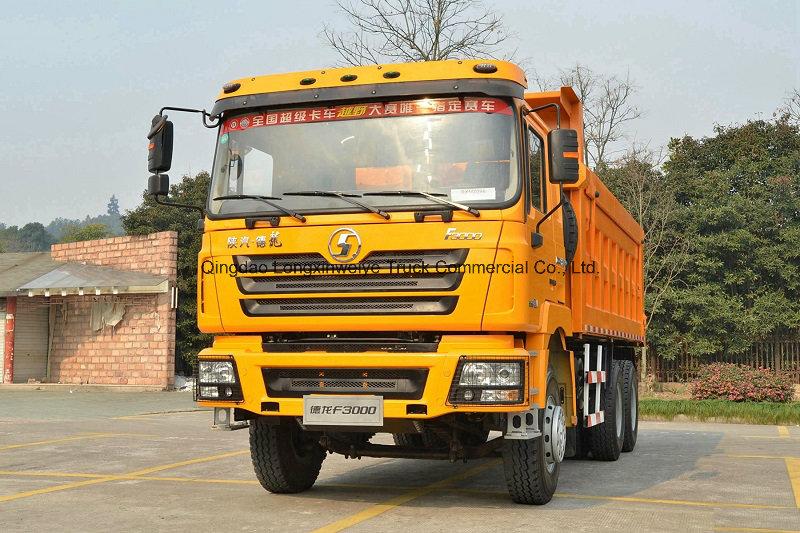 Shacman D'long 6X4 340HP 30ton Mining Dump Truck