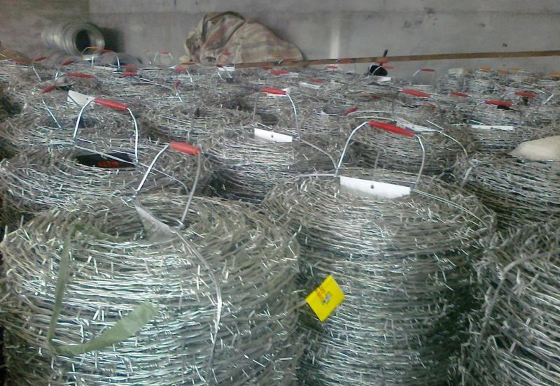 Factory High Tensile Fence Barbed Wire