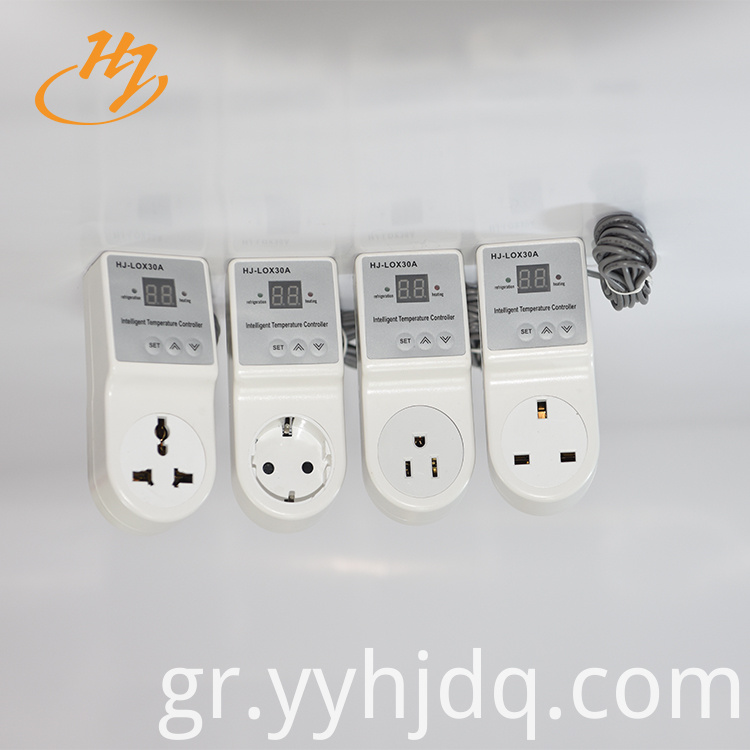 Universal Plug-n-Play 6600W-30A Temperature Controller