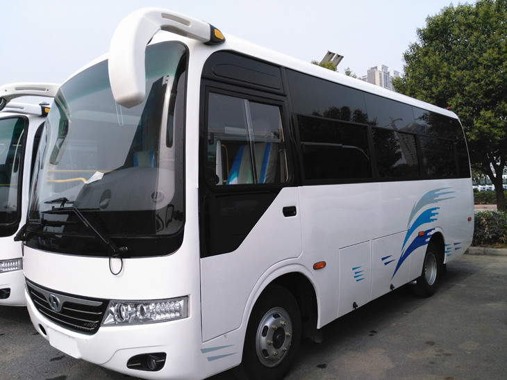 Right Hand Drive 24 Seats Passenger Bus for Sale