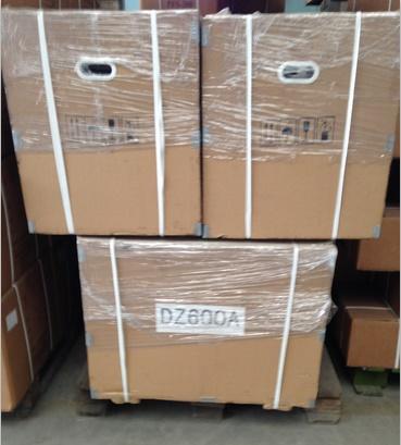 High Quality Stand Type Vacuum Packing Machine
