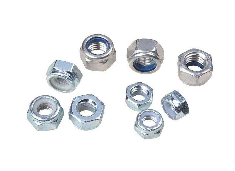 Nylon Insert Hex Lock Nut
