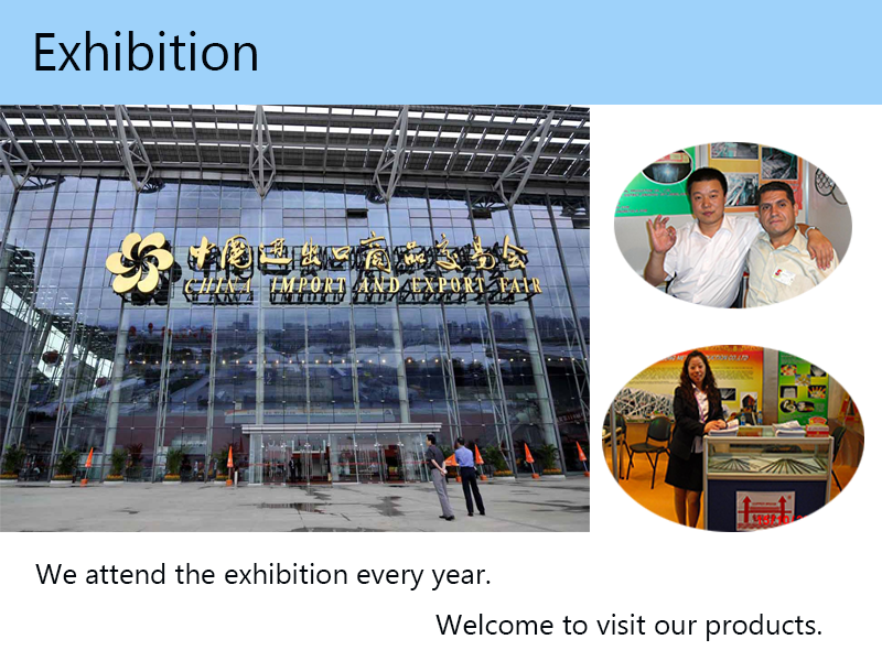 Welding Rod Exhibition