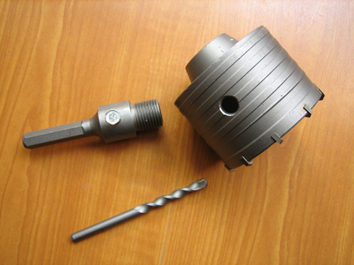 Hollow Electric Hammer Drill Bit